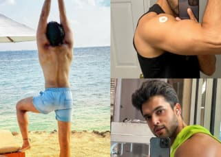 Parth Samthaan aka HERO cannot stop flaunting his biceps, and here's proof – view pics