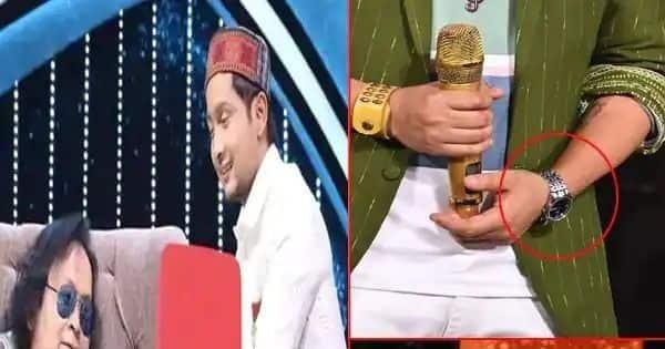 From Kishore Kumar's watch to Bappi Lahiri's gold chain – List of souvenirs Pawandeep Rajan has earned on the show
