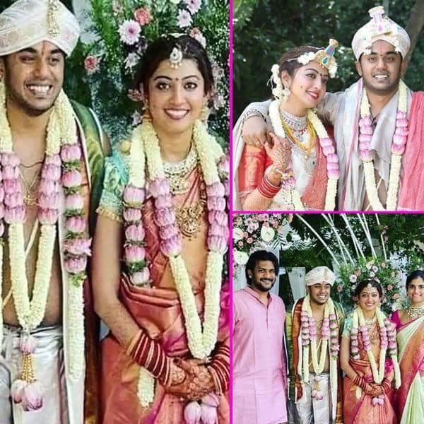 Pranitha Subhash ने धूमधाम से रचाई शादी