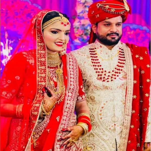 रितेश पांडे ने जन्मदिन के दिन रचाई शादी