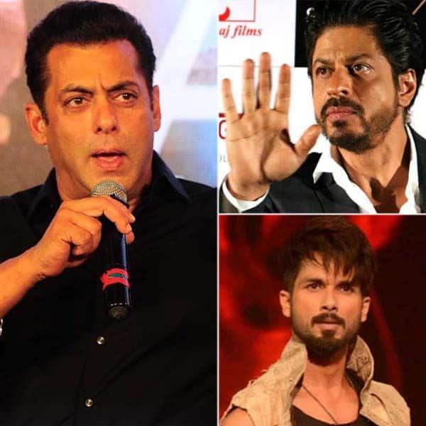 Salman Khan's fights