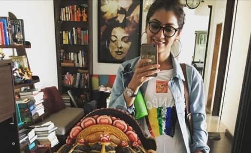 Sriti Jha aka Pragya's home is as earthy and arty as her – view pics