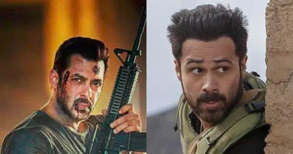 It's Tiger vs Tiger as Emraan Hashmi takes on Salman Khan in the spy thriller?