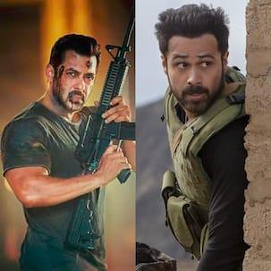 Tiger 3: It's Tiger vs Tiger as Emraan Hashmi takes on Salman Khan in the spy thriller?