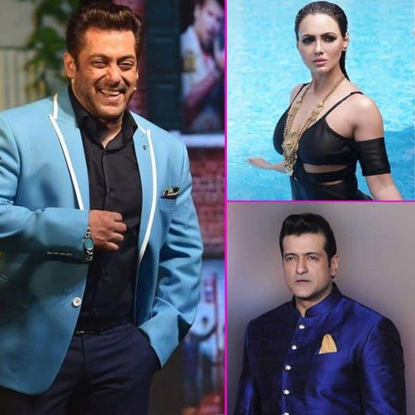 बिग बॉस के इन कंटेस्टेंट्स को मिला Salman Khan के साथ करने का मौका