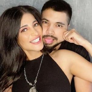 Shruti Haasan gets cosy with boyfriend Santanu Hazarika as they get locked down – view pics