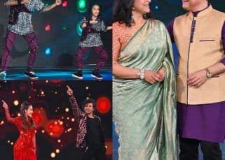 Super Dancer Chapter 4: Actors Supriya-Sachin Pilgaonkar to be seen as guests; Malaika Arora in awe with Florina's performance – view pics