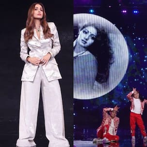 Super Dancer Chapter 4: Malaika Arora gets highly emotional on the show and it has a Sridevi connection – read deets