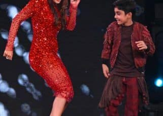 Super Dancer Chapter 4: Malaika Arora grooves to Chhaiya Chhaiya with contestant Sanchit Chanana aka Crazy Legs