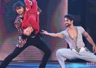 Super Dancer Chapter 4: Awestruck by contestant Sprihaa Kashyap, Terence Lewis joins her on stage for a special performance