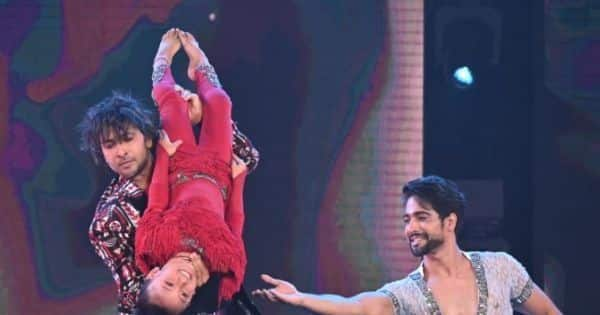 Super Dancer Chapter 4: Awestruck by contestant Sprihaa Kashyap, Terence Lewis joins her on stage for a special performance | Bollywood Life