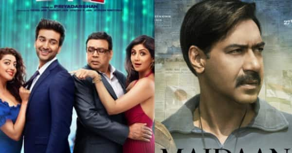 Bhoot Police, Hungama 2, Kala's release, Arnold Schwarzenegger in a Netflix series and more