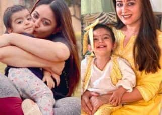 Mahhi Vij and daughter Tara's cute pictures will take away your mid-week blues – view pics