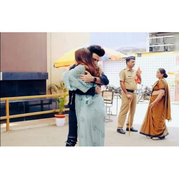 करण (Dheeraj Dhoopar) को अपने गले लगा लेगी प्रीता (Shraddha Arya)  की मुलाकात