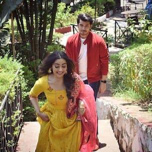 Anupamaa: Paras Kalnawat and Anagha Bhosale aka Samar and Nandini's beautiful love story will leave you in awe – view pics