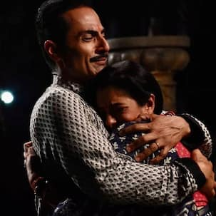 Anupamaa: Rupali Ganguly and Sudhanshu Pandey's pictures from the upcoming episodes will make you root for Anupamaa and Vanraj's reunion