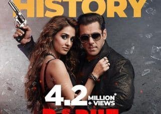 Radhe: Salman Khan's film breaks records on Day 1; becomes the most watched film with 4.2 million views across all platforms