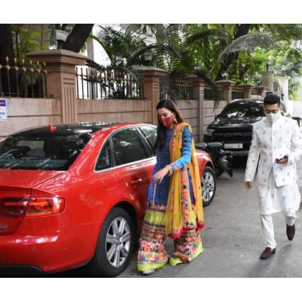 शादी के बाद पहली ईद मना रही हैं गौहर खान (Gauahar Khan)