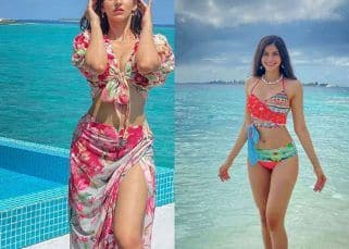 Sakshi Malik flaunts her curves in red bikini as she soaks in the Maldivian sun – view pics