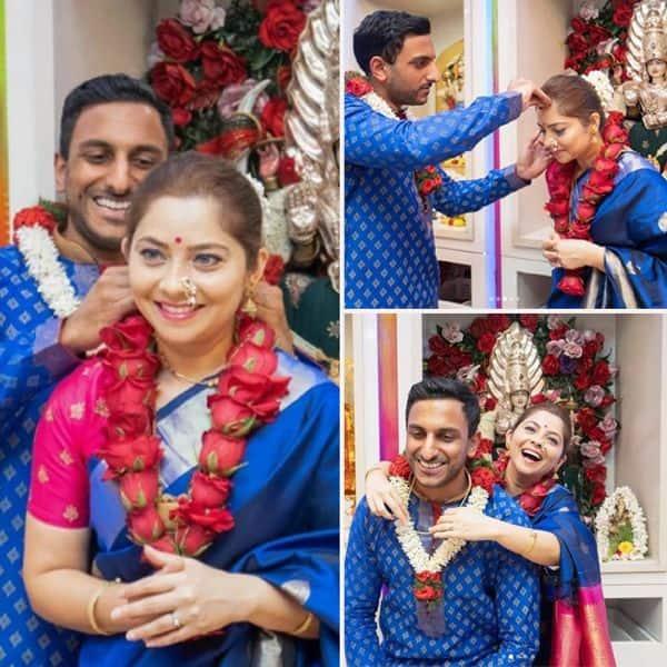 अदाकारा सोनाली कुलकर्णी (Sonalee Kulkarni)  ने की शादी