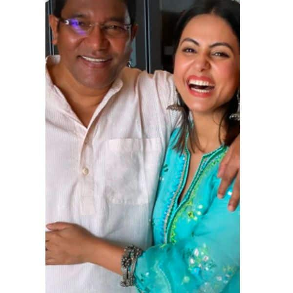 Hina shared memories with her father