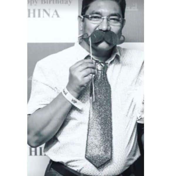 खुशमिजाज इंसान थे हिना खान के पिता