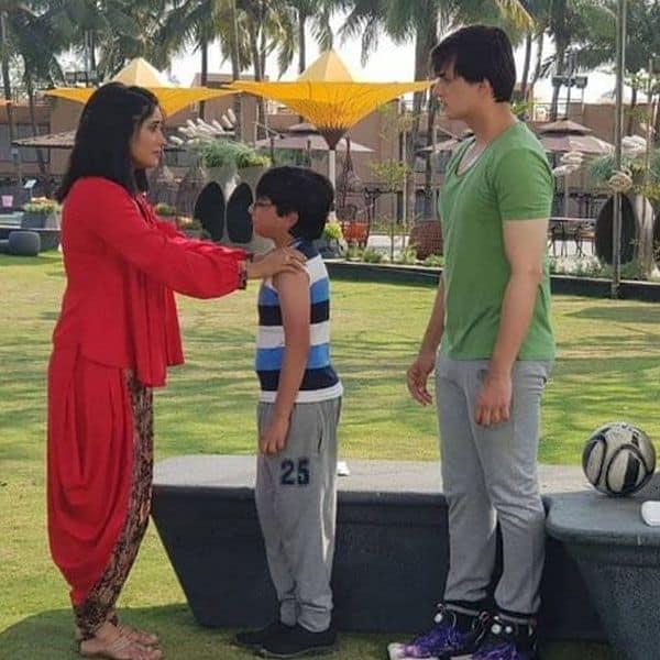 रणवीर (Karan Kundrra) को देखकर परेशान हो गई थी सीरत (Shivangi Joshi)