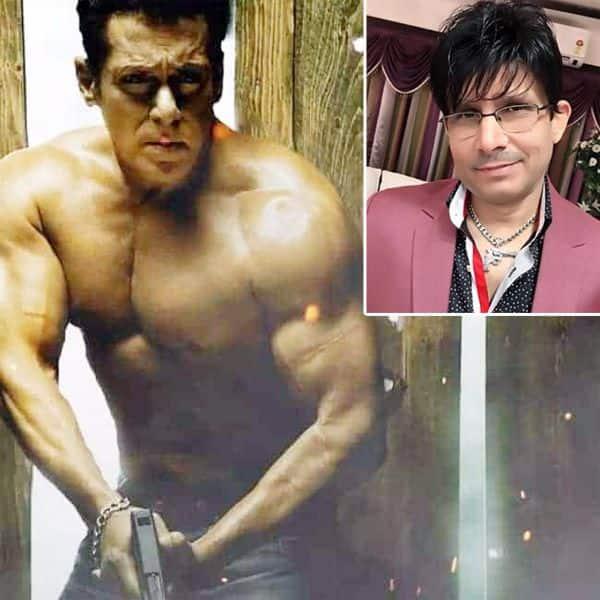 Salman Khan vs KRK