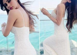 Mouni Roy is a ray of sunshine in white flowy dress – view pics