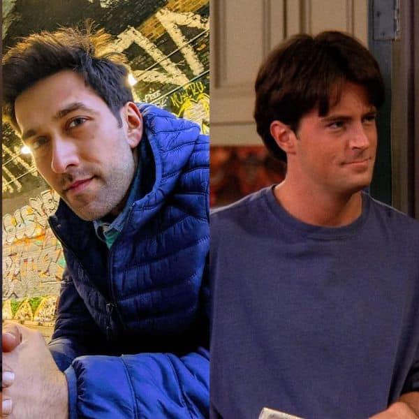 Nakuul Mehta as Chandler