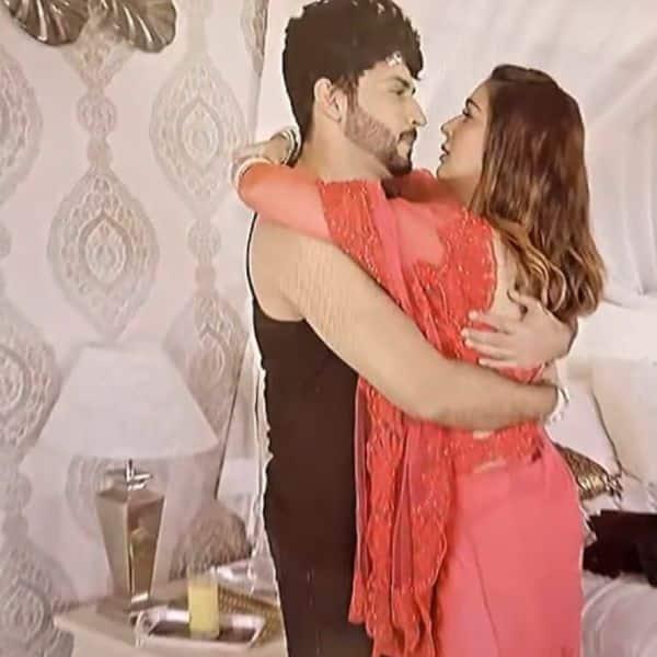 जेल से बाहर आते ही करण (Dheeraj Dhoopar) को गले लगाएगी प्रीता (Shraddha Arya)