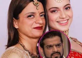 Kangana Ranaut को Karan Patel ने कहा, 'बेस्ट स्टैंड अप कॉमेडियन' तो खौला बहन रंगोली का खून, बोली, 'तू सबसे बड़ा नल्ला'