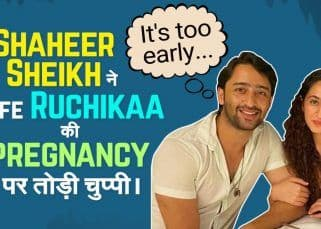 Shaheer Sheikh OPENS up on Ruchikaa Kapoor's rumoured pregnancy and his planned wedding reception [Exclusive]