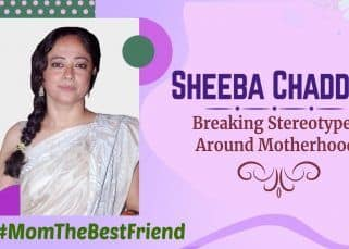Mother's Day 2021: Sheeba Chaddha talks about how unreasonable it is to expect mothers to be perfect [EXCLUSIVE VIDEO]