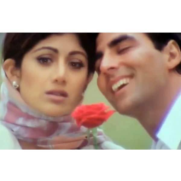 Akshay Kumar and Shilpa Shetty