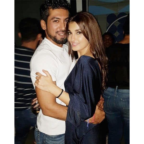 Shiny Doshi and her boyfriend Lavesh Khairajani