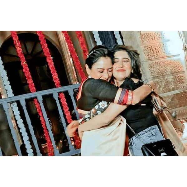 एक-दूसरे की बेस्ड फ्रेंड बन चुकी हैं शिवांगी जोशी और रूपाली गांगुली (Rupali Ganguly)