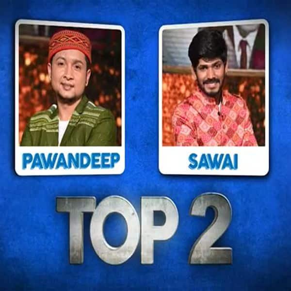 top 2 indian idol