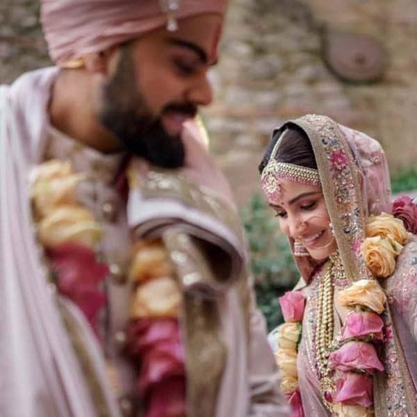 वायरल हुई थी विराट कोहली (Virat Kohli) और अनुष्का शर्मा की शादी की तस्वीरें