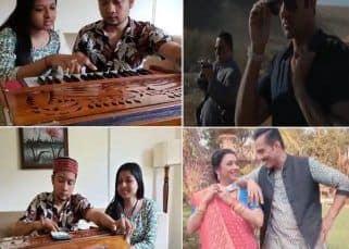 Pawandeep Rajan ने Arunita Kanjilal की दी खास ट्रेनिंग और Anupamaa के सेट से Rupali Ganguly की मस्ती का वीडियो, ये रहा बीते हफ्ते का VIRAL CONTENT