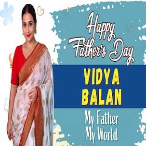 Happy Father's Day: Sherni स्टार Vidya Balan ने अपने अप्पा पर लुटाया प्यार, दुनिया के सभी पिताओं से कही ये बात