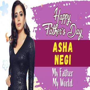 Happy Father's Day: Pavitra Rishta स्टार Asha Negi को छेड़ रहे लड़के की धुलाई कर चुके हैं पापा, कर दिया था ऐसा हाल