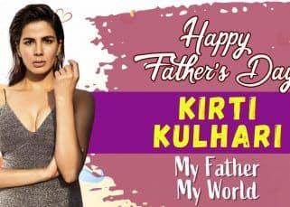 Father's Day 2021: Kirti Kulhari को पापा ने लगाया था स्पोर्ट्स का चस्का, Pink स्टार ने बताई दिलचस्प बातें !!