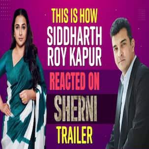 Exclusive: Sherni देखकर कैसा था Siddharth Roy Kapur का रिएक्शन, Vidya Balan ने किया खुलासा !!