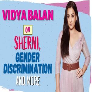 Exclusive: Sherni स्टार Vidya Balan ने 'लिंग भेद' पर खोली जुबान, कहा 'ये तो एक सच्चाई...'