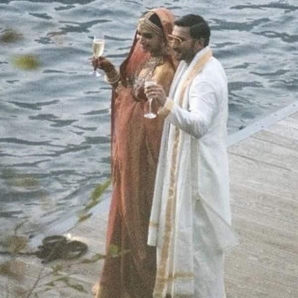 अपनी ही शादी में दीपिका-रणवीर ने छलकाए थे जाम