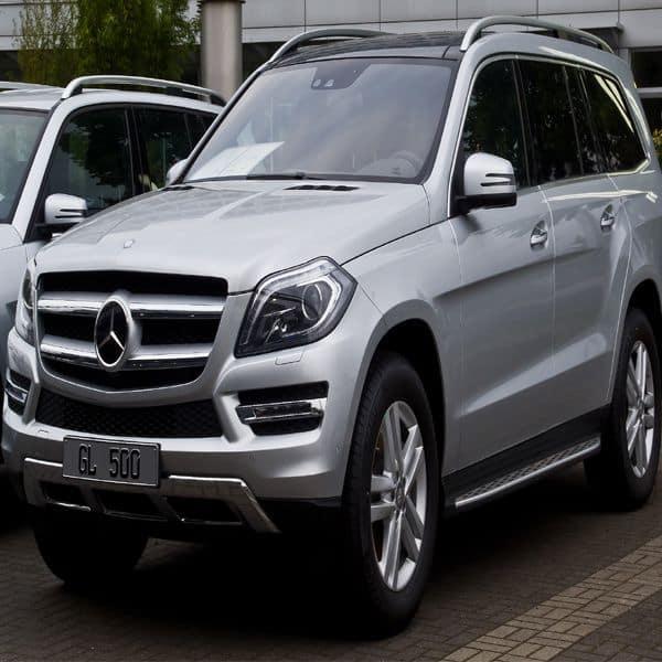 मर्सिडीज बेंज जीएल क्लास (Mercedes-Benz GL)