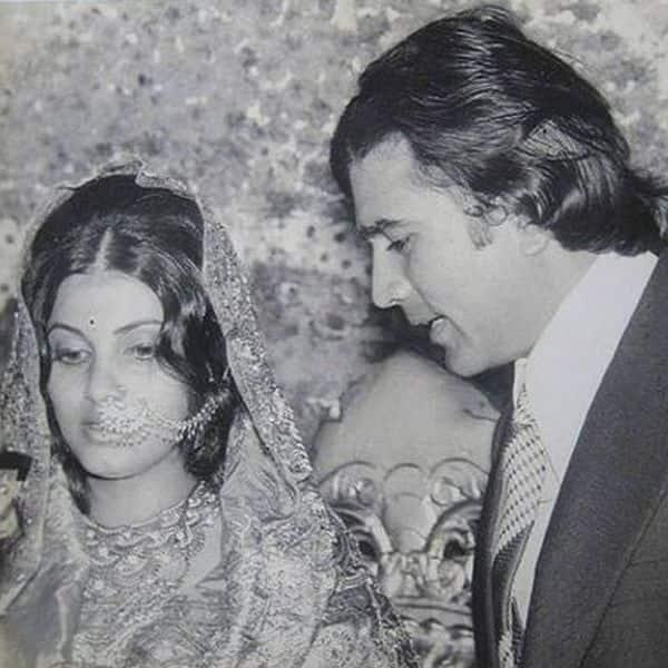 16 साल की डिंपल ने 32 साल के राजेश खन्ना (Rajesh Khanna) से की थी शादी