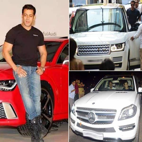 इन कारों के मालिक हैं बॉलीवुड के 'दबंग' सलमान खान (Salman Khan)
