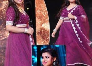 Indian Idol 12: Arunita Kanjilal केनए लुक पर फिदा हुएPawandeep Rajan, गाना सुनकर सबके सामने झूमे